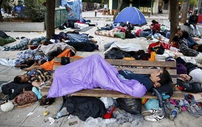 Евросоюз перераспределит 40 тысяч беженцев из Греции и Италии