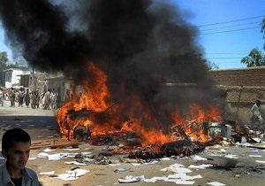 В Афганистане 38 военных погибли при крушении вертолета