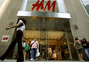 H&M расширяет географию онлайн-магазинов