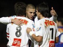 Французская Лига 1: Лион уходит в отрыв