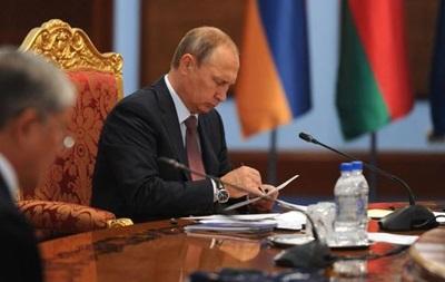 Путин хочет провести инвентаризацию накопившихся в мире проблем