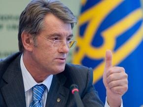 Ющенко создаст международный фонд любителей бандуры