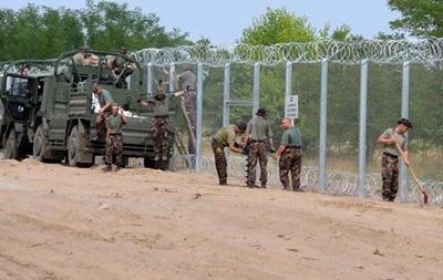 Венгрия готова начать строительство заграждения на границе с Румынией