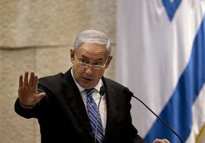 Война в Сирии - Израиль не участвует в сирийском конфликте, но готов ответить силой на любую атаку своей территории - Нетаньяху