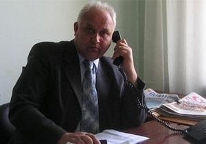СБУ проводит обыск в кабинете первого заммэра Каменец-Подольского