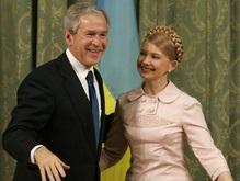 Буш предложил Тимошенко уединиться