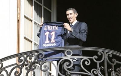 Ди Мария: ПСЖ должен играть в финале Лиги чемпионов