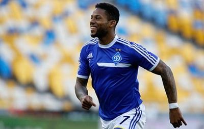 Джермейн Ленс пожелал Динамо удачи в матче с Порту