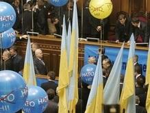 Герман сожалеет, что коалиционеры бросили в угол флаги Украины