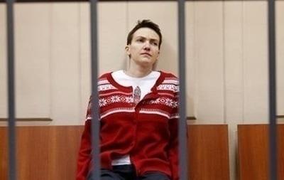Суд отказался отпустить Савченко на заседание ПАСЕ