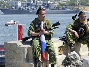 ВМФ России: Черноморский флот не был приведен в повышенную боеготовность