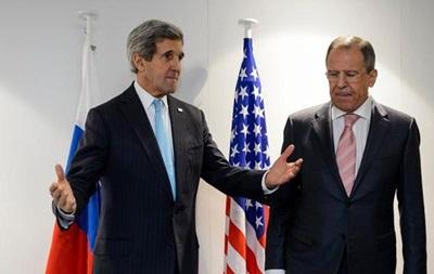 Керри рассказал о предложении РФ провести военные переговоры по Сирии