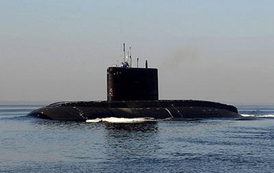 В Черное море прибыла новейшая субмарина Черноморского флота России