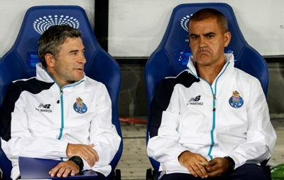 Тренер Порту: Во втором тайме превзошли Динамо