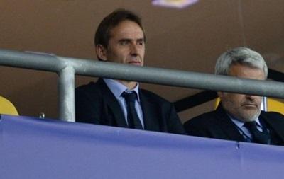 Лопетеги: Арбитр должен был отменить второй мяч Динамо в наши ворота