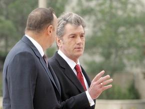 Ющенко надеется на одобрение миссией МВФ действий украинской власти