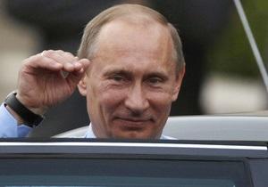 Путин увидел стремительный рост товарооборота между Россией и Украиной