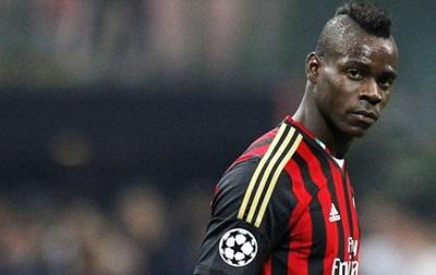 Экс-защитник Милана: Балотелли не является первоклассным игроком