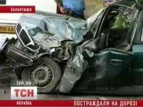 Масштабное ДТП в Бердянске: травмированы 18 человек