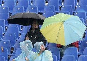 Прогноз погоды: по всей территории Украины пройдут дожди
