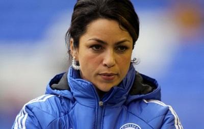 Ева Карнейро вернется к работе на матчах Челси - СМИ