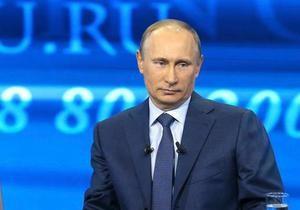 DW-Trend: Путин теряет одобрение жителей России