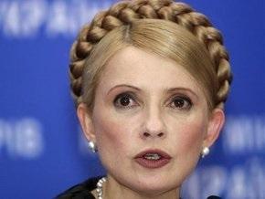 Тимошенко направила Ющенко представление с просьбой об отставке Еханурова