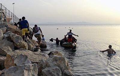 На берег Турции выбросило тело сирийской девочки