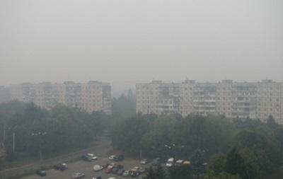 Ровенщину окутал дым из-за массового сжигания мусора