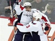 NHL: Кураж Овечкина