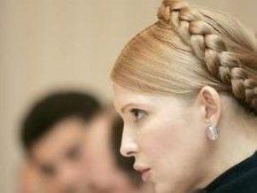 Тимошенко выступает за  проведение саммита по газовой проблеме в нейтральной стране