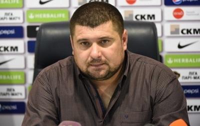 Тренер Стали: Думаю, Мирча Луческу должен быть доволен