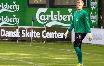 Максим Коваль дебютировал в чемпионате Дании