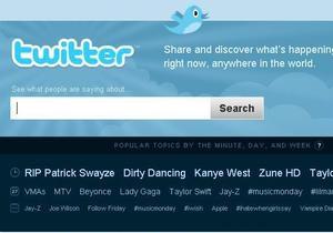 Число активных  пользователей Twitter достигло 100 миллионов