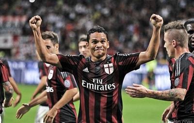 Милан вырывает победу над Палермо
