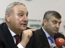 Багапш: В Абхазии Черноморский флот РФ базироваться не будет