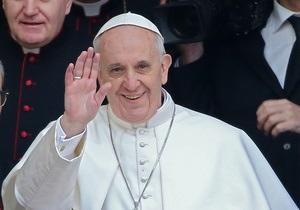 СМИ: Папа Римский становится лицом итальянской моды