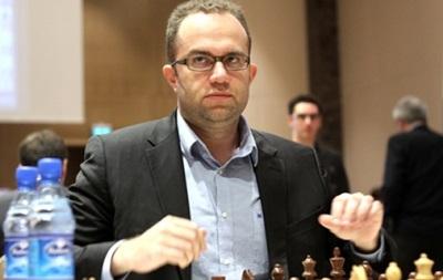 Шахи: Ельянов звів внічию перший матч 1/8 фіналу Кубка світу