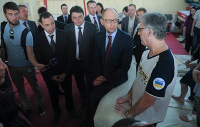 Министр спорта рассказал, почему украинские гимнасты тренируются на старом оборудовании