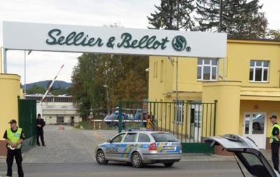 На оружейном заводе в Чехии произошел мощный взрыв