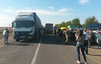 Порошенко прокомментировал блокаду Крыма