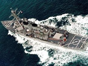 СМИ: Китайская субмарина и американский эсминец  не разминулись  у побережья Филиппин