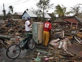 Ураган Палома разрушил сотни домов на Кубе