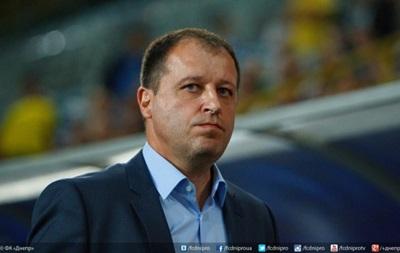 Тренер Зари: Хотелось бы дойти до финала Кубка Украины