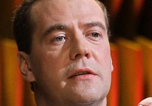 Медведев разрешил называть его Димоном в интернете