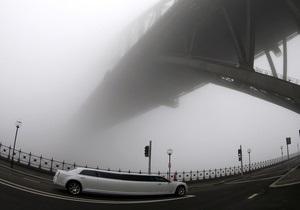 Главный мост Сиднея покрасят впервые за 80 лет
