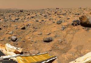 Ученые пока не могут определить причину появления метана в атмосфере Марса