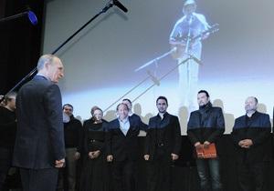 Reuters: Кремль заказывает музыку в кино