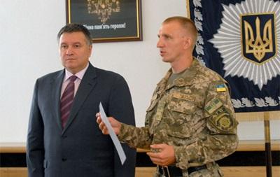 Аваков предложил инвалидам АТО работу в полиции