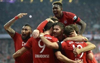 5 голов за 9 минут: Левандовски установил три рекорда Бундеслиги